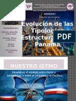 Tipologías de Las Estruc. en Pmá.