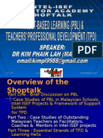 K05-Project Based Learning