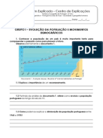 B.4 Teste Diagnóstico – Portugal Nos Dias de Hoje – Sociedade e Geografia Humana (1)