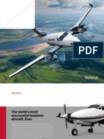 Beechcraft King Air 250 B (Brochure)
