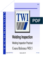 TWI Welding Training