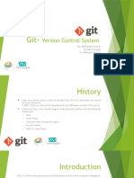 Git- Version Control System