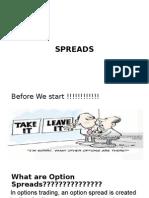 Option Spreads