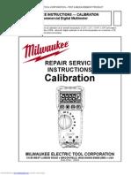 Milwaukee Multimeter