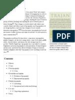 Typography - Wikipedia, The Free Encyclopedia