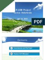 Course3 AR CDM Korea Indonesia