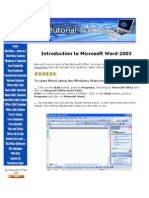 Word & Excel Tutorafdfdg