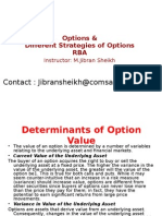 Options Slides
