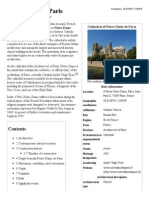 Notre Dame de Paris - Wikipedia, The Free Encyclopedia