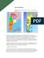 Cuencas Petroleras de Argentina
