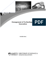 Management of Technology & Innovation_2