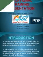 Seminar On H.A.L