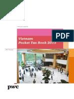 PwC Vietnam 2015 Pocket Tax Book