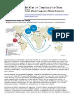 La Exportación Del Gas de Camisea y La Gran Estafa Del Siglo XXI