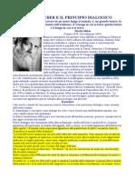 Martin Buber e Il Principio Dialogico
