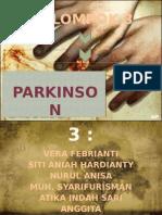 Parkinson Klp 3