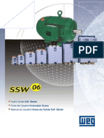 WEG Ssw06 Soft Starter Manual Ssw06manual Brochure English