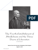Thich Nat Hanh - The 3 Doors of Liberation - Emptiness, Signlessness, Aimlessness