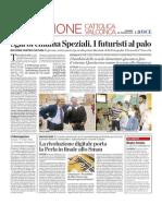 29.5.2015, 'Sgarbi Chiama Speziali. I Futuristi Al Palo', La Voce Di Romagna
