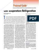 Practical Guide, Low Temp. Refrigeration