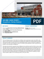 DeepRoot - Derby Station Interchange