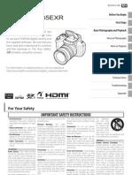 HS35EXR Manual