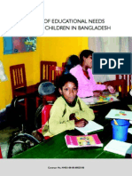 Bangladesh Disabled Children