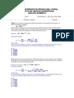 Primera Evaluacion i 2009 Una Solucion
