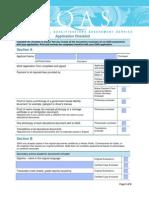 IQAS Checklist (1)