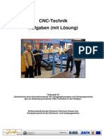 TP III CNC Aufgaben