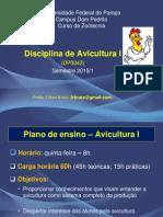 Apresentação e Situaçao Da Avicultura