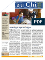 Tzu Chi Monthly Bulletin February 2010 Edition in Indonesian Language