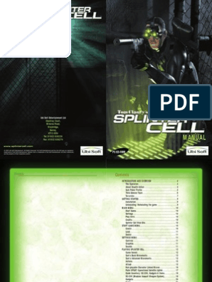 Splinter Cell Manual | Thermography | Trigger (Firearms)
