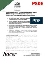 Intervención de Pedro Sánchez ante el Comité Federal del 30/05/2015 (PDF)
