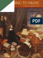 Listen to Music pdf ebook