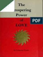 The Prospering Power of Love