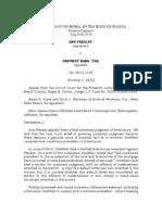Ann Freiday v One west Default leter issue.pdf