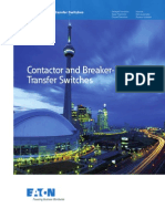 BR01602001K - Contactor and Breaker-based Transfer Switches