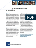 Developing Microinsurance Ban