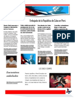 Boletín Cuba de Verdad Nº 92-2015