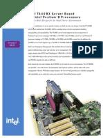 t440bx PentiumIII Server Board