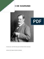 Estudio de Sigmund Freud