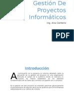 Proyecto de Gestion Informatica
