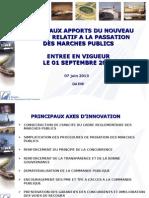 matrice principaux apports decret PM VF 2013 (1).ppt