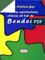 Gay, Cristina - Nuevas Aportaciones Bender