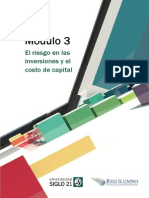 M3 - L3 - El Riesgo en Las Inversiones y El Costo de Capital
