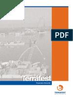 Prezentare Generala Terratest Geotehnic