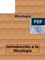 Micologia,Definicion Historia Diagnostico
