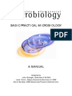 Manual of  Microbiologiy Pratical