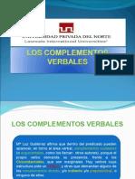 Complementos Del Verbo 2010-2 (2)